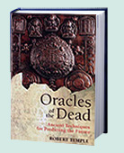 oracles of the dead by Robert Temple